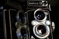 twin lens reflex, TLR, cameras, meta, yashica-12 yashica mat
